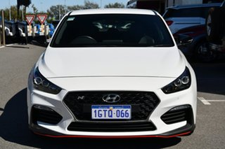 2019 Hyundai i30 PDe.3 MY19 N Fastback Performance White 6 Speed Manual Coupe
