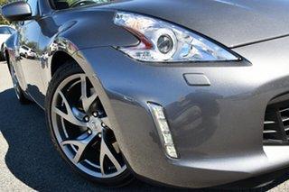 2016 Nissan 370Z Z34 MY15 Grey 7 Speed Sports Automatic Coupe.