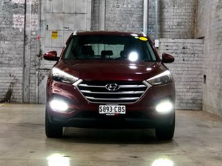 2017 Hyundai Tucson TL MY17 Active X 2WD Red 6 Speed Sports Automatic Wagon.