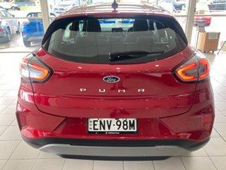2020 Ford Puma JK 2021.25MY Puma Fantastic Red 7 Speed Sports Automatic Dual Clutch Wagon