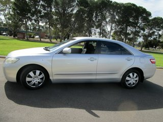 2007 Toyota Camry ACV40R 07 Upgrade Altise Silver 5 Speed Automatic Sedan