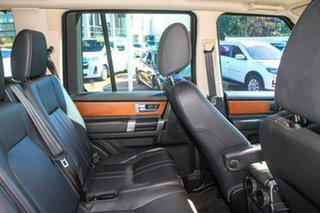 2015 Land Rover Discovery Series 4 L319 MY16 HSE White 8 Speed Sports Automatic Wagon