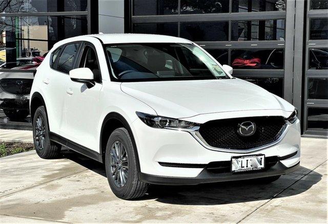 Demo Mazda CX-5 KF4WLA Maxx SKYACTIV-Drive i-ACTIV AWD Edwardstown, 2021 Mazda CX-5 Maxx SKYACTIV-Drive i-ACTIV AWD Wagon
