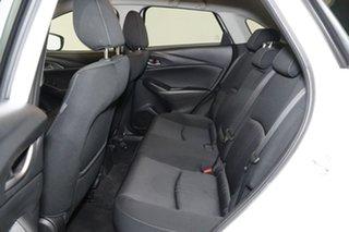 2018 Mazda CX-3 DK2W7A Maxx SKYACTIV-Drive FWD Sport White 6 Speed Sports Automatic Wagon