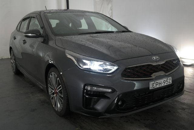 Used Kia Cerato BD MY20 GT DCT Maryville, 2020 Kia Cerato BD MY20 GT DCT Grey 7 Speed Sports Automatic Dual Clutch Hatchback