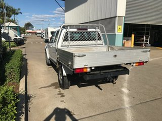 2018 Holden Colorado RG MY18 LS Crew Cab White 6 speed Automatic Cab Chassis