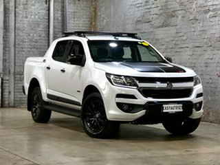 2019 Holden Colorado RG MY19 Z71 Pickup Crew Cab White 6 Speed Sports Automatic Utility.