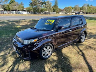 2010 Toyota Rukus AZE151R Build 3 Hatch Brown 4 Speed Sports Automatic Wagon.