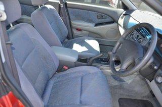 2003 Mitsubishi Magna TJ Executive Maroon 4 Speed Auto Sports Mode Sedan