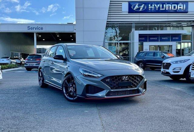 New Hyundai i30 South Melbourne, PDe.V4 N 2.0 T-GDi Ptrl 8spd DCT 5dr Hth