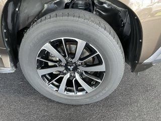 2017 Mitsubishi Pajero Sport QE MY17 GLS Brown 8 Speed Sports Automatic Wagon