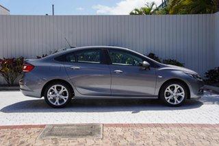 2017 Holden Astra BL MY17 LT Satin Steel Grey 6 Speed Sports Automatic Sedan.