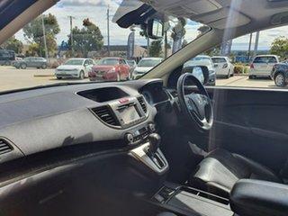 2014 Honda CR-V RM MY15 VTi-L 4WD Brown 5 Speed Sports Automatic Wagon