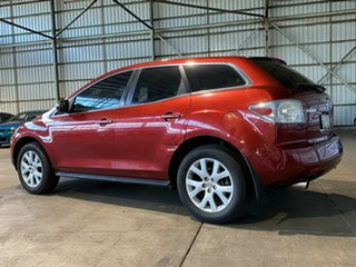 2007 Mazda CX-7 ER1031 MY07 Classic Red 6 Speed Sports Automatic Wagon