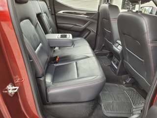 2017 LDV T60 SK8C Luxe Red 6 Speed Sports Automatic Utility