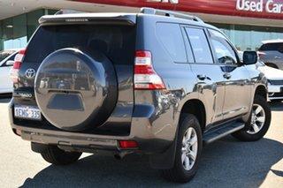 2014 Toyota Landcruiser Prado KDJ150R MY14 GXL Grey 5 Speed Sports Automatic Wagon.