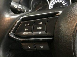 2017 Mazda CX-5 KE1022 Akera SKYACTIV-Drive i-ACTIV AWD White 6 Speed Sports Automatic Wagon