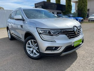 2019 Renault Koleos HZG MY20 Zen X-tronic Silver 1 Speed Constant Variable Wagon.