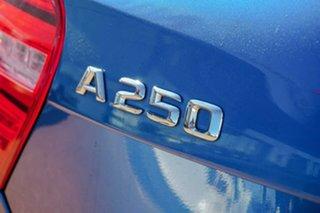 2013 Mercedes-Benz A-Class W176 A250 D-CT Sport Blue 7 Speed Sports Automatic Dual Clutch Hatchback
