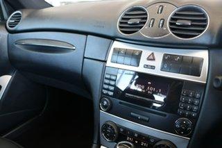 2006 Mercedes-Benz CLK-Class A209 MY06 CLK200 Kompressor Avantgarde Black 5 Speed Automatic Coupe