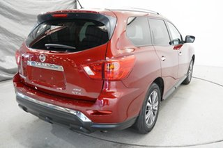 2018 Nissan Pathfinder R52 Series II MY17 ST-L X-tronic 4WD Red 1 Speed Constant Variable Wagon