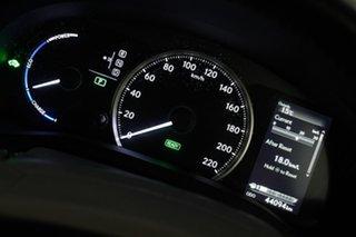 2019 Lexus CT ZWA10R CT200h F Sport White 1 Speed Constant Variable Hatchback Hybrid