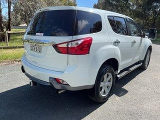 2016 Isuzu MU-X MY16.5 LS-U Rev-Tronic 4x2 White 6 Speed Sports Automatic Wagon.