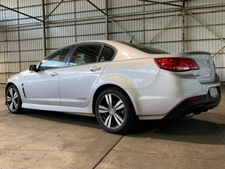 2014 Holden Commodore VF MY14 SV6 Storm Silver 6 Speed Sports Automatic Sedan