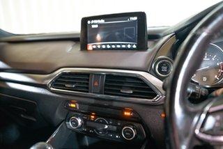 2017 Mazda CX-9 TC Azami SKYACTIV-Drive i-ACTIV AWD Black 6 Speed Sports Automatic Wagon