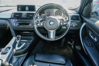 2014 BMW 3 Series F30 MY1114 328i M Sport Grey 8 Speed Sports Automatic Sedan