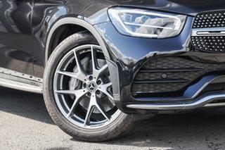 2021 Mercedes-Benz GLC-Class X253 801MY GLC200 9G-Tronic Obsidian Black 9 Speed Sports Automatic