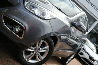 2013 Hyundai ix35 LM MY13 SE (FWD) Grey 6 Speed Automatic Wagon.