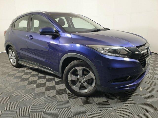 Used Honda HR-V MY15 Limited Edition Wayville, 2015 Honda HR-V MY15 Limited Edition Blue 1 Speed Constant Variable Hatchback