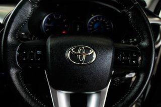 2015 Toyota Hilux GUN126R SR5 (4x4) Crystal Pearl 6 Speed Manual Dual Cab Utility