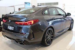 2020 BMW 2 Series F44 M235i Gran Coupe Steptronic xDrive Mineral Grey 8 Speed Sports Automatic Sedan.