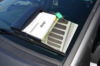 2013 Jeep Compass MK MY14 Limited (4x4) Grey 6 Speed Automatic Wagon