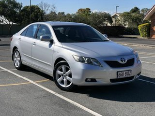 2009 Toyota Camry ACV40R Touring Silver 5 Speed Automatic Sedan.