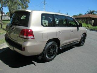 2008 Toyota Landcruiser VDJ200R GXL Gold 6 Speed Sports Automatic Wagon.