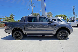 2020 Ford Ranger PX MkIII 2020.75MY Wildtrak Meteor Gre 10 Speed Sports Automatic Double Cab Pick Up