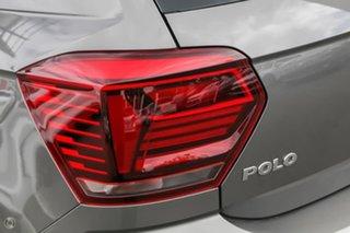 2021 Volkswagen Polo AW MY21 70TSI DSG Trendline Limestone Grey 7 Speed Sports Automatic Dual Clutch