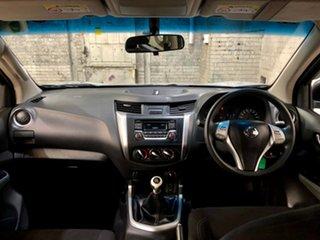 2015 Nissan Navara D23 RX Silver 6 Speed Manual Utility