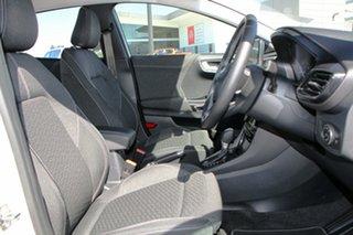 2020 Ford Puma JK 2020.75MY Puma Metropolis White 7 Speed Sports Automatic Dual Clutch Wagon