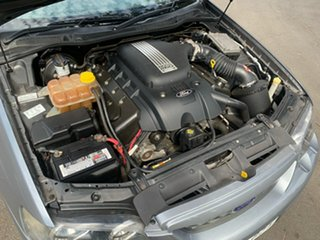 2003 Ford Falcon BA XR8 Silver 4 Speed Sports Automatic Sedan