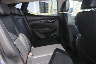 2015 Nissan Qashqai J11 TI Ink Blue 1 Speed Constant Variable Wagon