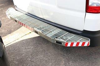 2020 Toyota HiAce GDH320R High Roof Super LWB White 6 Speed Sports Automatic Van