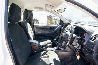 2014 Isuzu D-MAX MY14 SX 4x2 White 5 Speed Manual Cab Chassis