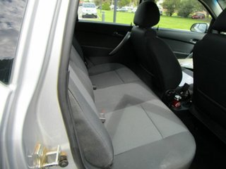 2010 Holden Barina TK MY10 Silver 5 Speed Manual Sedan
