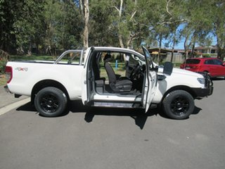2017 Ford Ranger PX MkII 2018.00MY XLT Super Cab White 6 Speed Sports Automatic Utility