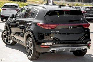 2021 Kia Sportage QL MY21 GT-Line AWD Black 6 Speed Sports Automatic Wagon