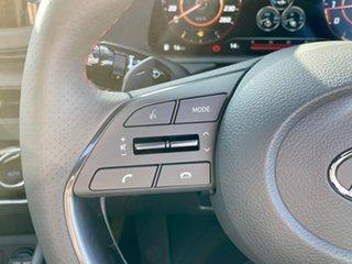 2021 Hyundai Sonata DN8.V1 MY21 N Line White Cream 8 Speed Auto Dual Clutch Sedan